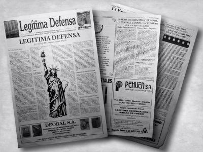 Diario 1 - Agosto de 1998