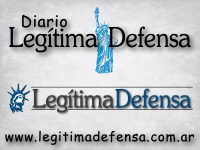 Logo del Diario Legítima Defensa