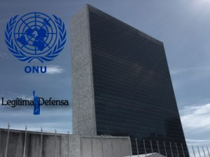 ONU y Legitima Defensa