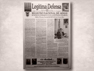 Diario Legítima Defensa 2