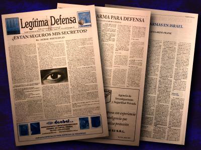 Diario Legítima Defensa - Enero 1999